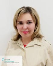 Аватар пользователя Омышева Кристина Викторовна